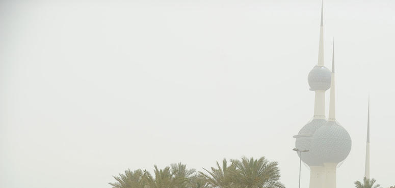 Kuwait airport suspends operations due to bad weather