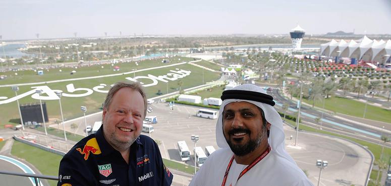Yas Marina Circuit to host Aston Martin regional HQ