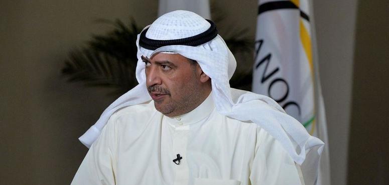Kuwait's Sheikh Ahmad steps down from top Olympic body