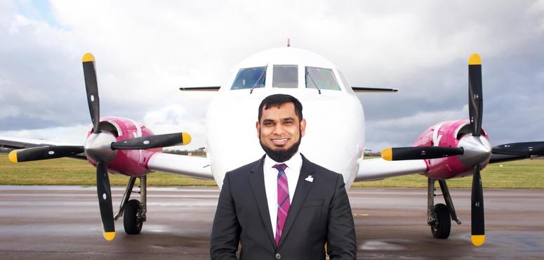 Britain's self-styled 'halal Richard Branson' to launch comeback bid after airline plan stalls