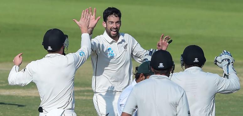 New Zealand beat Pakistan in third Test to win series