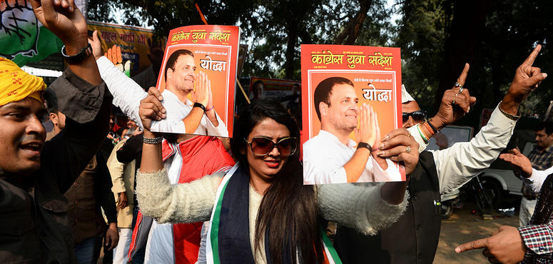 Indian National Congress stages comeback in state elections
