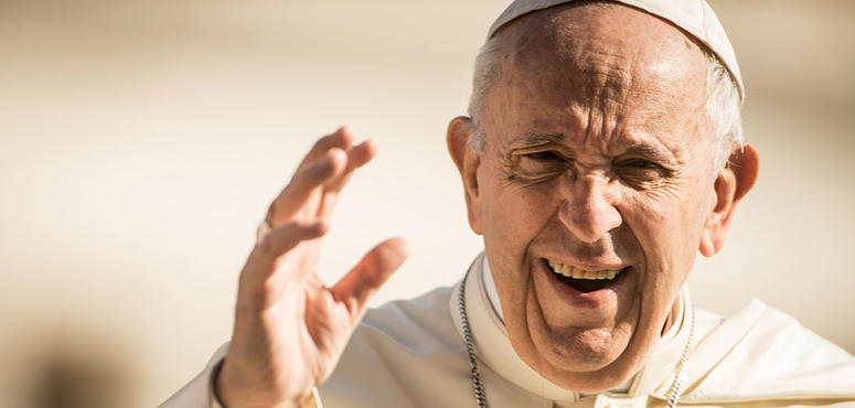 Video: Pope welcomes inauguration of Human Fraternity Award