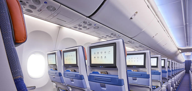 Covid-19: Blocking off middle seats on planes not necessary, says Boeing exec