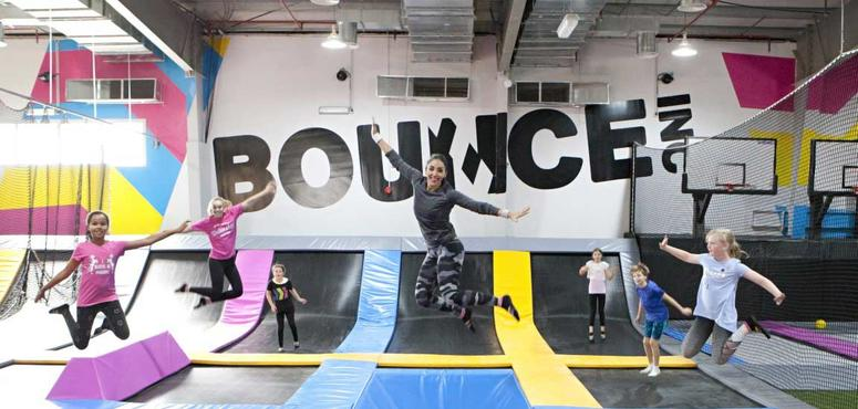 World's first female-only trampoline park opens in Riyadh