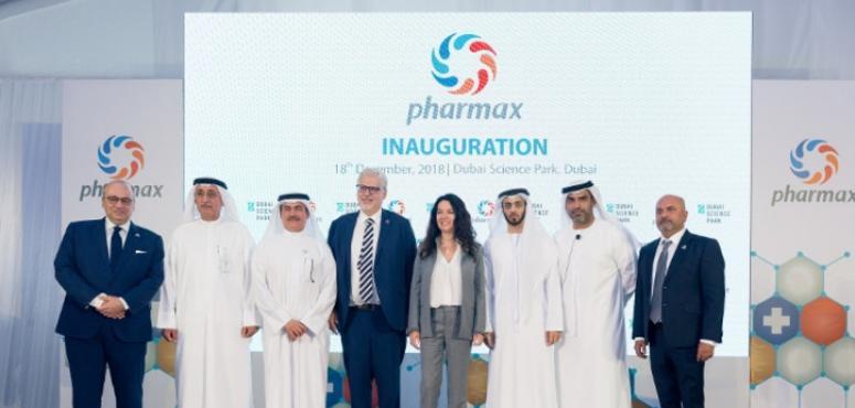 Pharma firm inaugurates $34m Dubai manufacturing plant