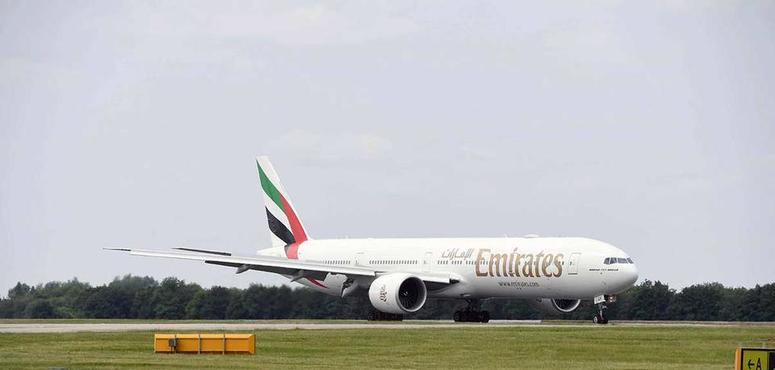 Emirates plane diverted to India after in-flight medical emergency