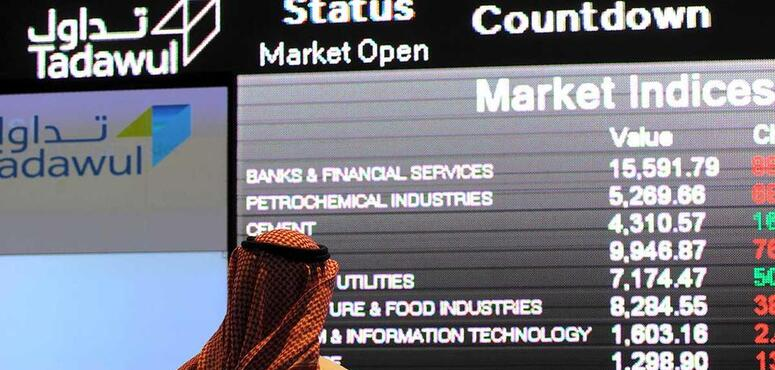 Saudi Arabia on track to outpace India at top of ETF ranking