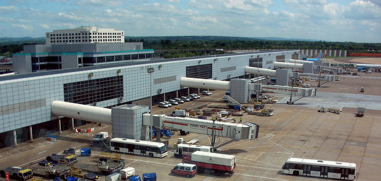 London's Gatwick Airport sold for $3.7bn to Vinci