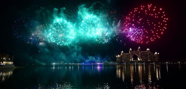 Dubai offers boat cruises to watch NYE firework displays