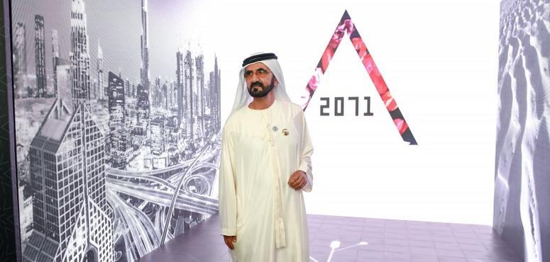 Dubai appoints boss for Area 2071 innovation hub
