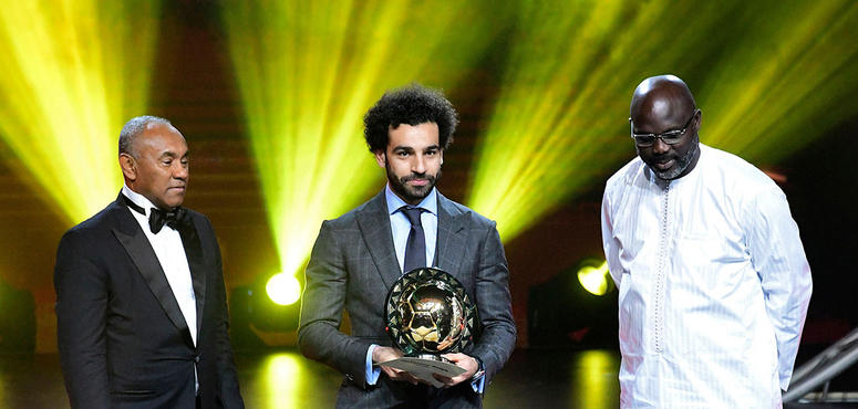 Holder Mohamed Salah among 30 nominees for top African award