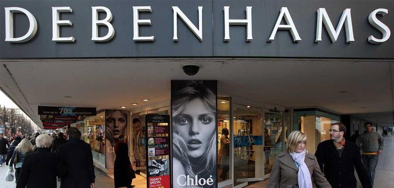 Debenhams' GCC stores 'not affected' by closure plans