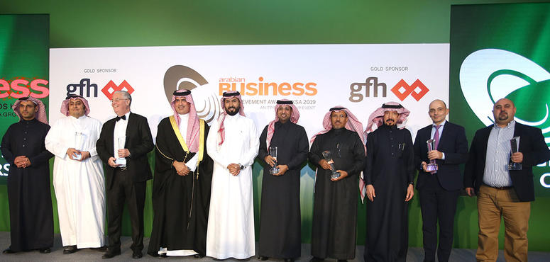 In pictures: Saudi business leaders honoured at Arabian Business KSA Achievement Awards 2019 in Riyadh