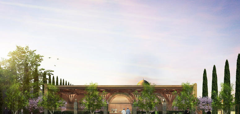 Meet the man behind Europe's first 'eco-mosque'