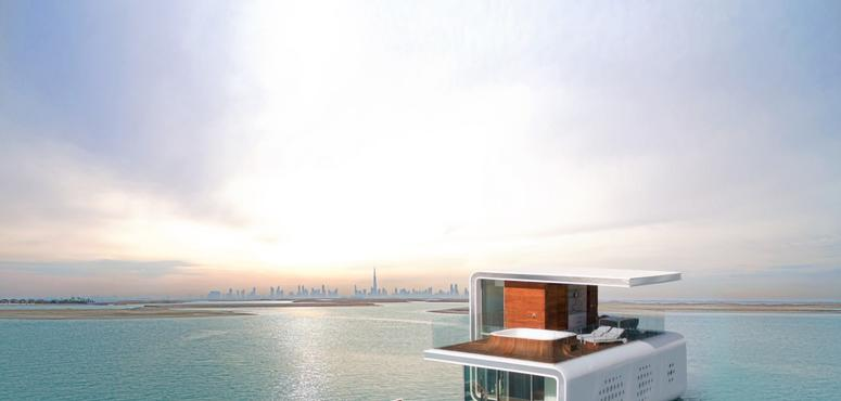 Video: Dubai's Heart of Europe - luxury resort with the ultimate 'wow' factor