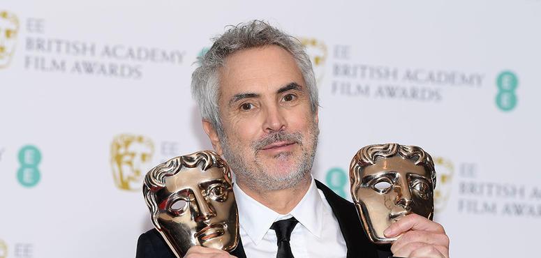 'Roma' wins Bafta glory in new advance for Netflix