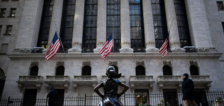 Firm behind 'Fearless Girl' says Gulf companies could see gender parity windfall