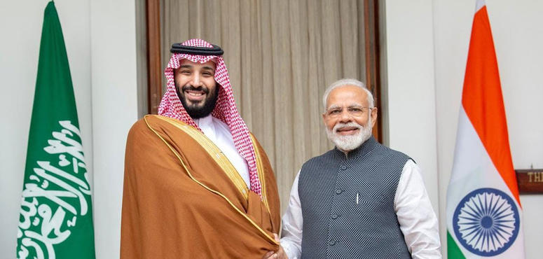 Video: Saudi Crown Prince Mohammed bin Salman's visit to India