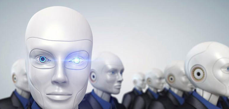 Video: Robots the new model employees?