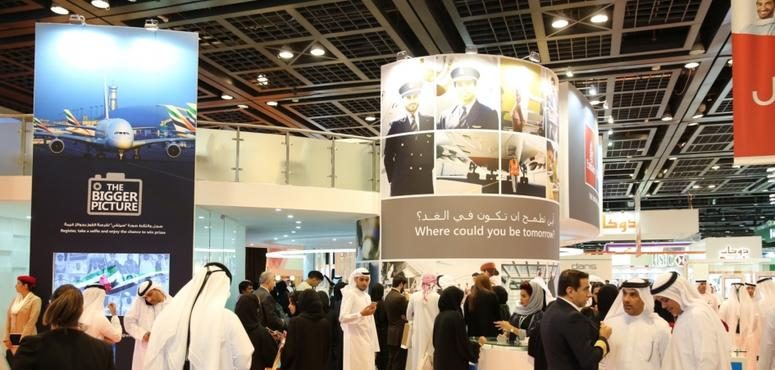 'CV wristbands' on offer at Careers UAE 2019