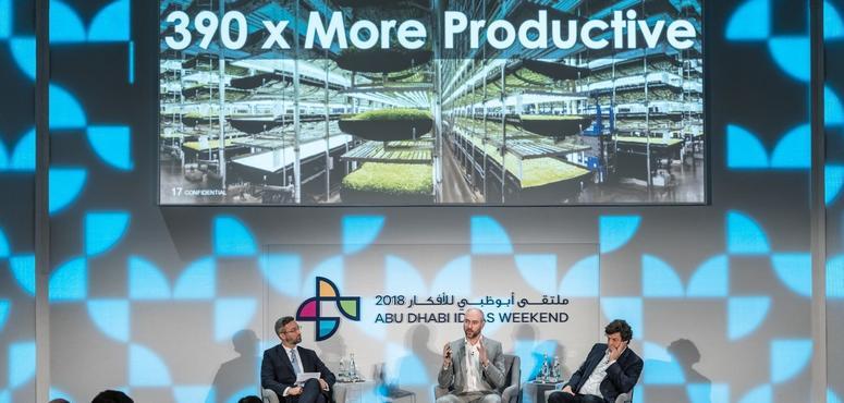 Ideas Abu Dhabi forum and festival set to return to UAE capital