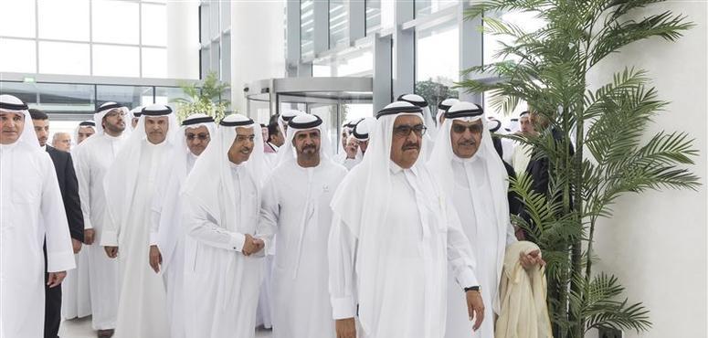 Deputy ruler opens King's College Hospital London in Dubai