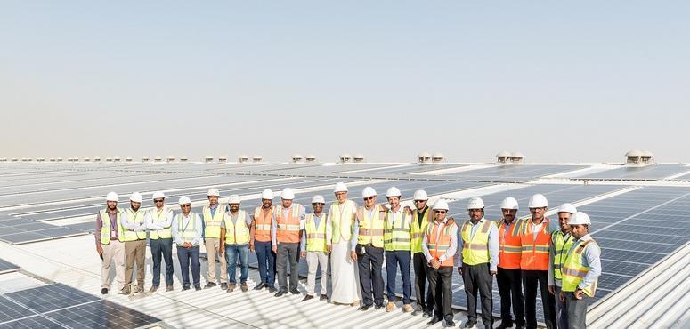 Dubai's Landmark Group reveals solar power expansion plan