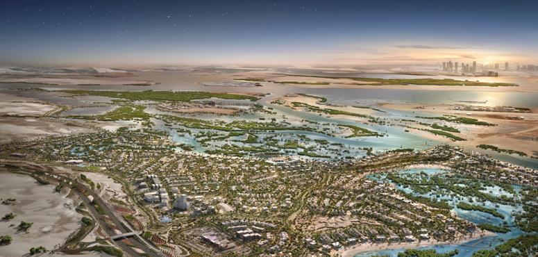 Infrastructure works start on Abu Dhabi's $1.36bn Jubail Island