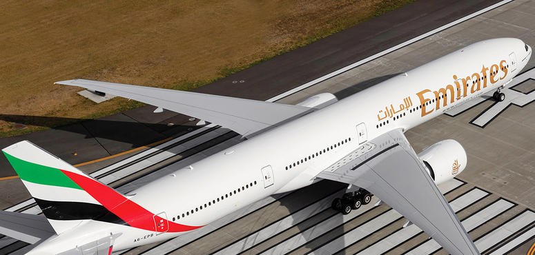 Emirates says to launch new-look 777 plane on Maldives route