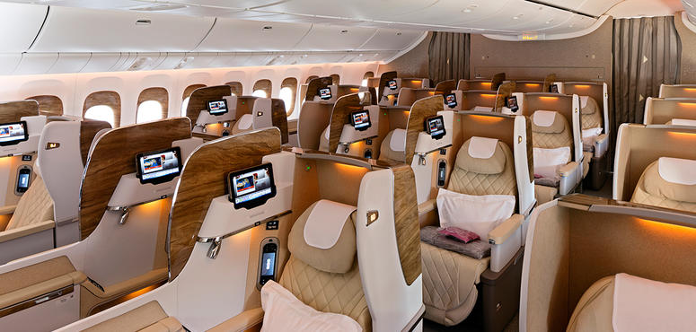 Emirates says $150m Boeing 777 revamp project completed
