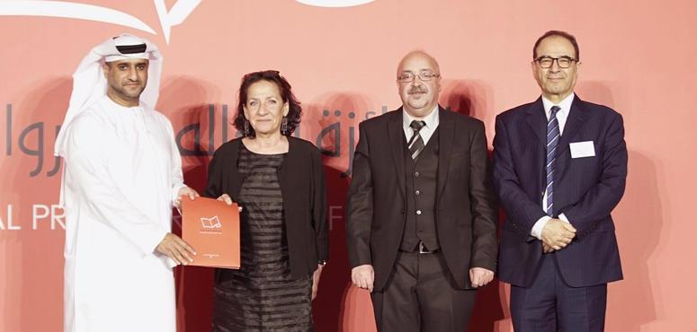 Lebanese author Hoda Barakat wins Arab Booker for 'The Night Mail'