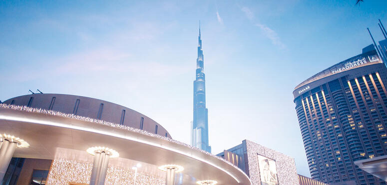 Emaar Malls sees net profit rise on growing visitor footfall