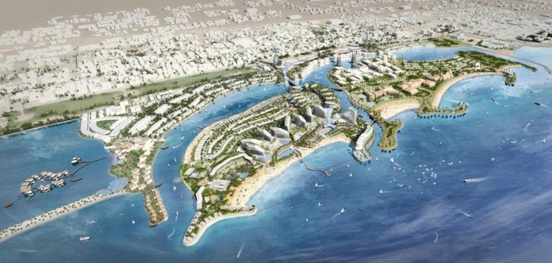 Marine works start on Ras Al Khaimah's Hayat Island project