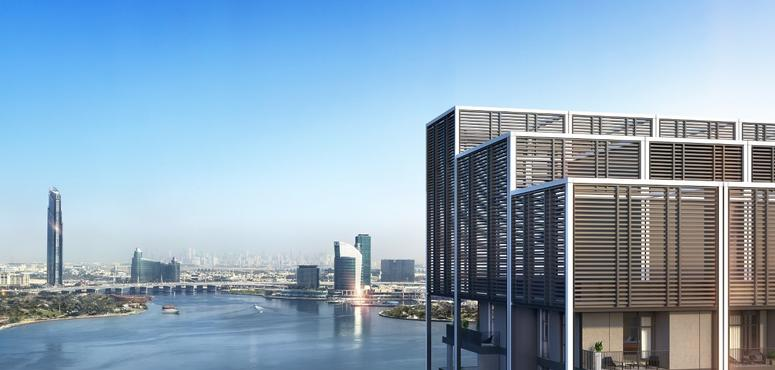 New Dubai Creek Harbour waterfront homes revealed