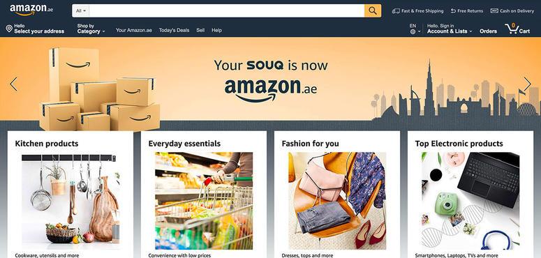 UAE's Amazon.ae to host White Friday sale
