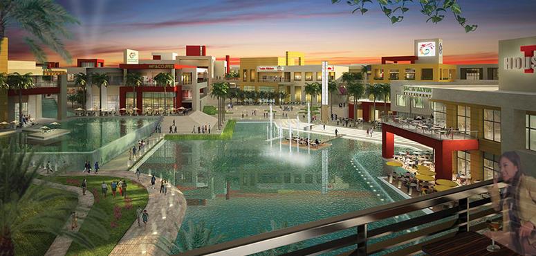 Dubai's Al-Futtaim says to expand Cairo shopping mall