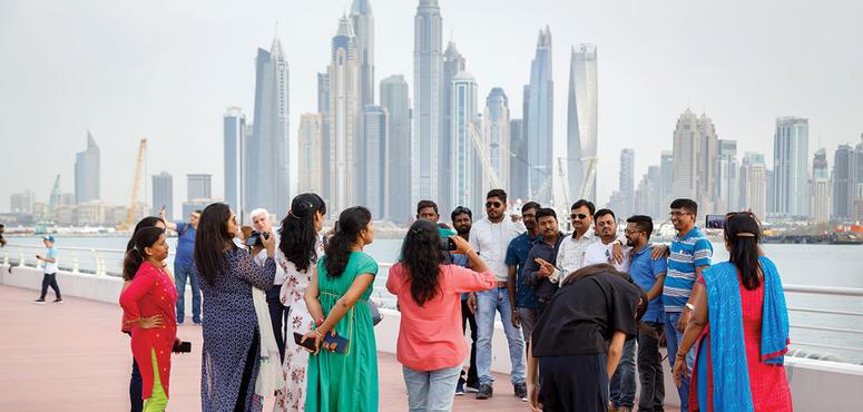 UAE remains top destination for Indian expatriates, travellers