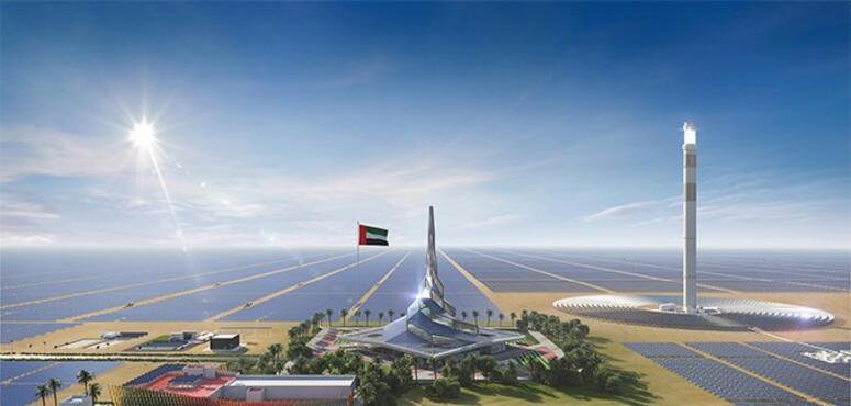 Dubai names preferred bidder for fifth phase of giant solar park