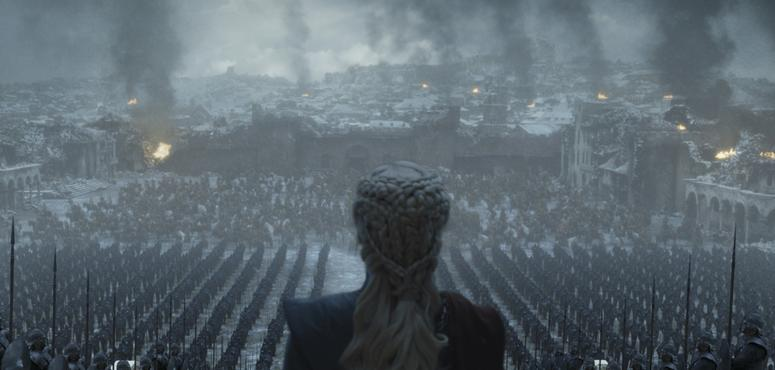 'Now our watch is ended': History-making Game of Thrones wraps