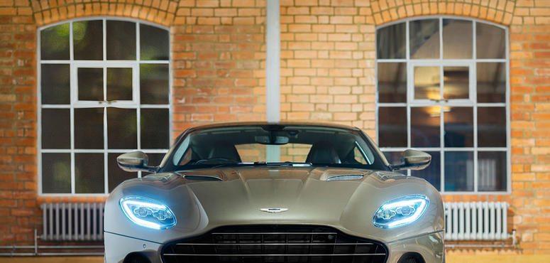 Gallery: Newest Aston Martin DBS Superleggera James Bond special edition