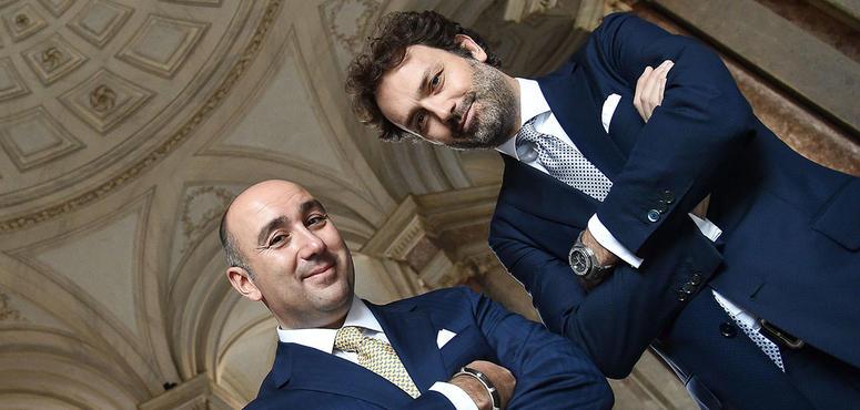 Dressing 'kings' with Italy's luxury czar Stefano Ricci