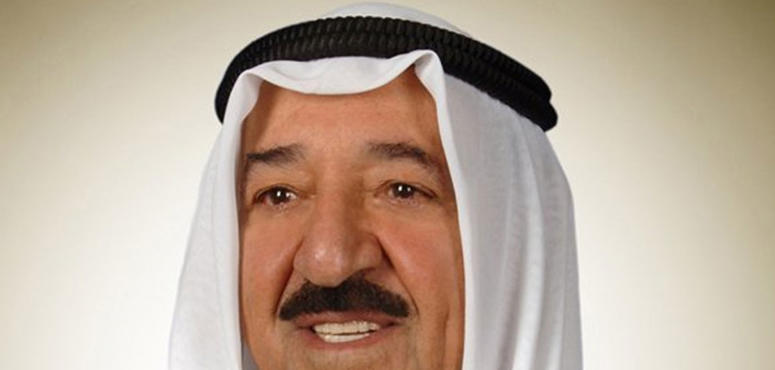 Emir of Kuwait calls for GCC to 'be cautious'