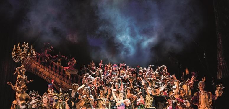 More shows added for Dubai debut of Phantom of the Opera