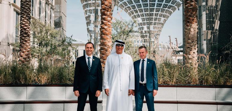 Jacobs Mace named official partner for Expo 2020 Dubai