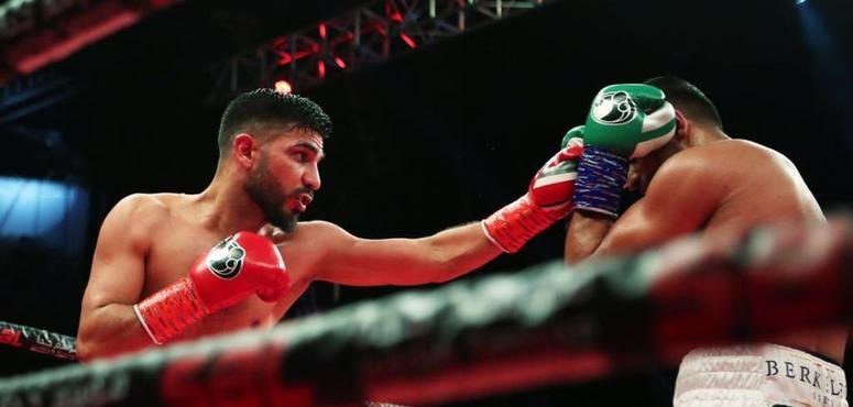 Khan won't box behind closed doors amid virus risk