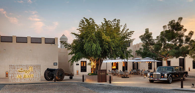Gallery: A look inside the boutique five-start luxury resort Al Bait Sharjah