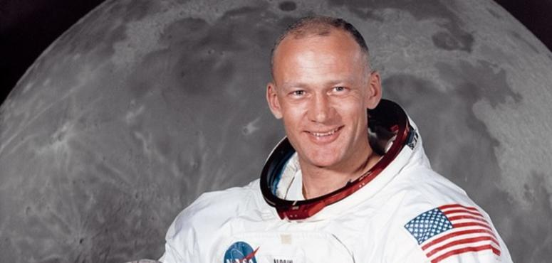 Interview: Buzz Aldrin - 50 years since he changed history