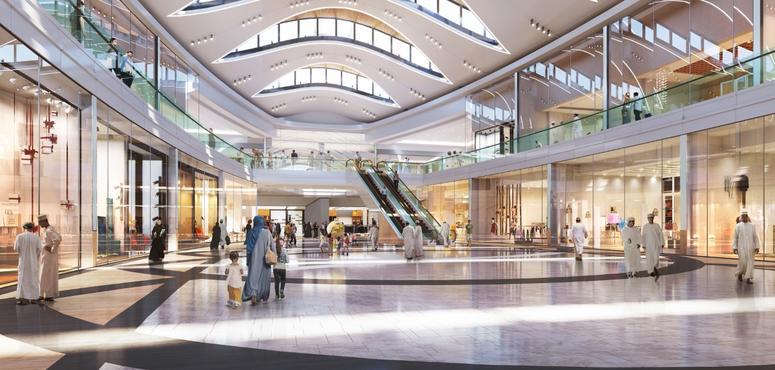 Mall of Oman on track to open in early 2021