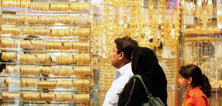 Price hike in gold to hit Middle East consumers
